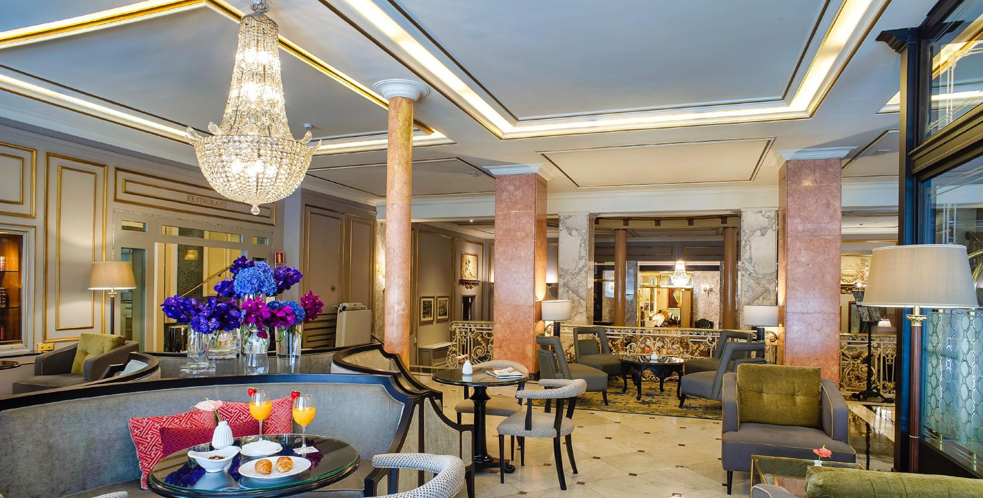 Hotel El Avenida Palace