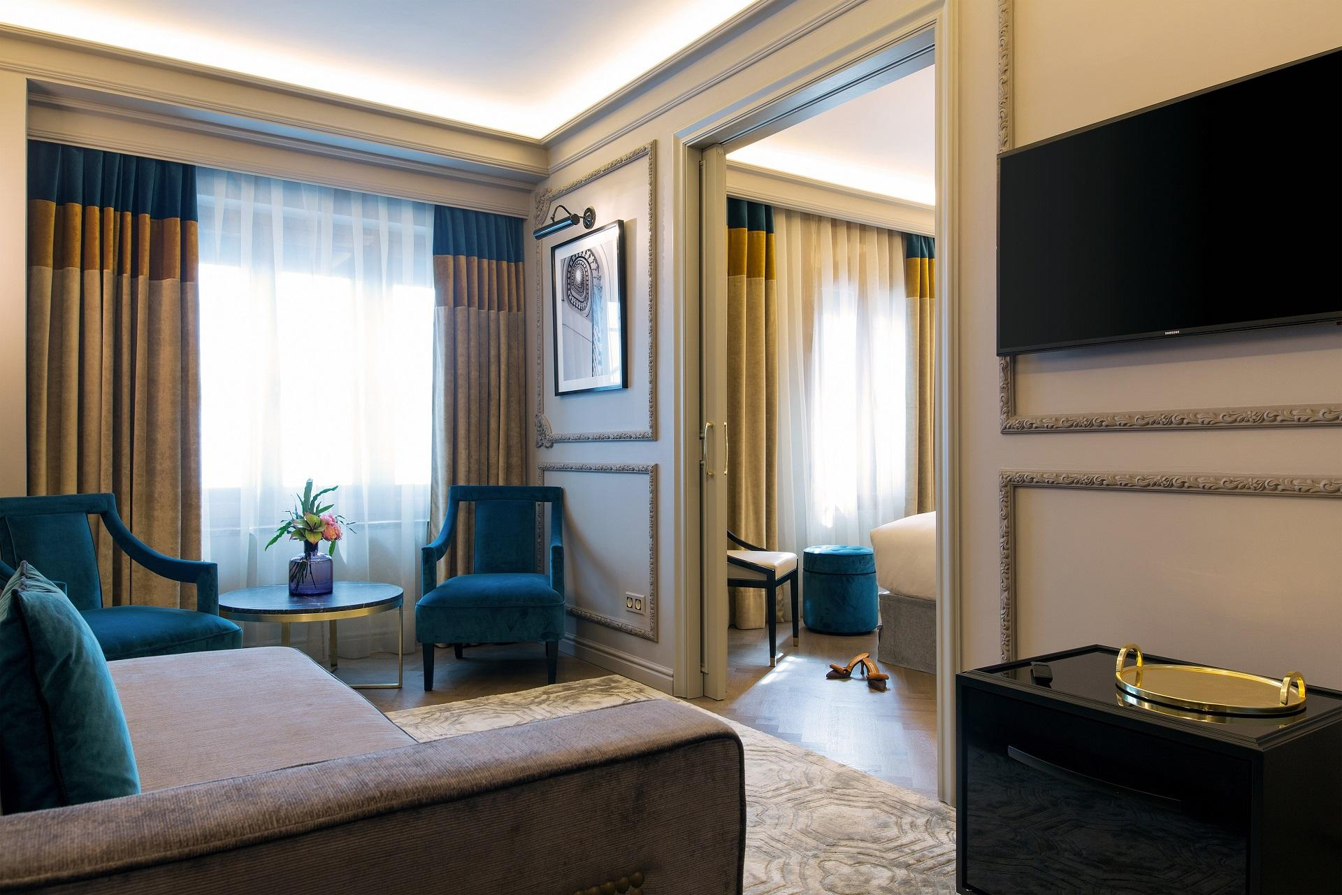 Junior Suite El Avenida Palace